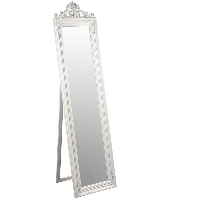 Furniture art by chaisse limited elizabeth standing for White long standing mirror