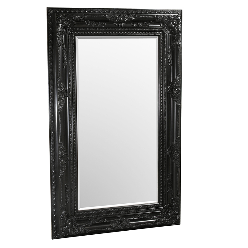 Furniture art by chaisse limited edward large wall for Big black wall mirror