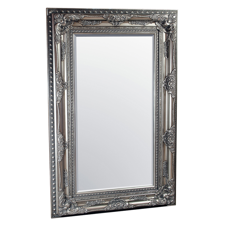 Furniture art by chaisse limited edward large wall for Large silver wall mirror