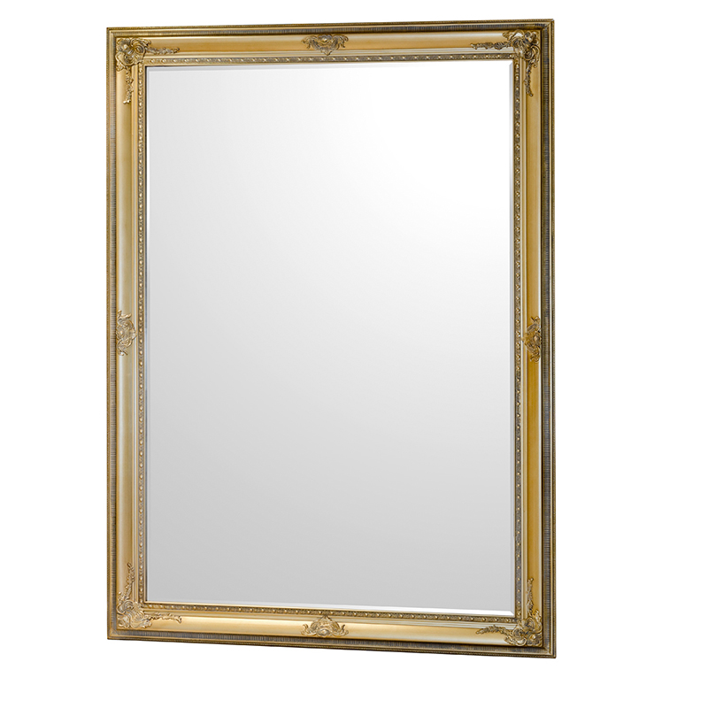 Furniture art by chaisse limited edward king size wall for White and gold mirror