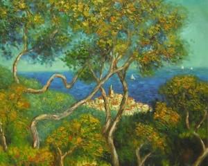 Trees at Oceanside[HS0767