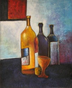 Wines and Cup[HS2746